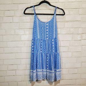 Ocean Drive flowy mini dress